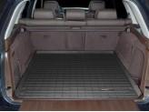 Коврик багажника WEATHERTECH для BMW X5 для двух рядов сидений, цвет черный