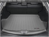 Коврик багажника WEATHERTECH для Infiniti FX35/50, цвет серый