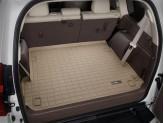 Коврик багажника WEATHERTECH для Lexus GX-460, цвет бежевый