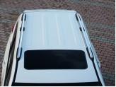 Комплект хромированных рейлингов для Toyota Landcruiser Prado 150 (до рестайлинга), изображение 2