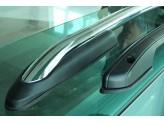 Комплект хромированных рейлингов для Toyota Landcruiser Prado 150 (до рестайлинга), изображение 6