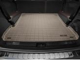 Коврик багажника WEATHERTECH Mercedes-Benz GL/GLS, цвет бежевый для авто без 3-го ряда сидений