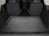 Коврик багажника WEATHERTECH для Chevrolet Tahoe совмещенный с 3-им рядом сидений, цвет черный