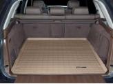 Коврик багажника WEATHERTECH для BMW X5 для двух рядов сидений, цвет бежевый