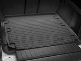 Коврик багажника WEATHERTECH для BMW X5, для 2-х рядов сидений, цвет черный