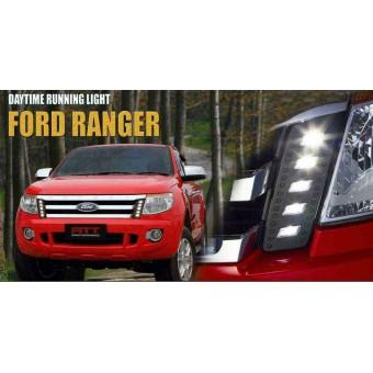 Cветодиодные фонари передние для Ford Ranger T6