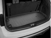 Коврик багажника WEATHERTECH для Nissan Pathfinder, для 3-х рядов сидений, цвет черный