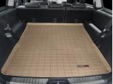 Коврик багажника WEATHERTECH для Mercedes-Benz GL, цвет бежевый