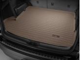 Коврик багажника WEATHERTECH для Toyota Highlander для авто с 2-мя рядами сидений, цвет бежевый