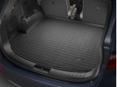 Коврик багажника WEATHERTECH для Hyundai SANTA FE GRAND, цвет черный для 2-х рядов сидений