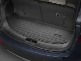 Коврик багажника WEATHERTECH для Hyundai SANTA FE GRAND, цвет черный для авто с III-мя рядами сидений
