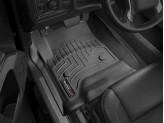 Коврики в салон передние**, цвет черный, для Crew Cab,Double Cab для мод. с 2015 г.