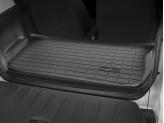 Коврик багажника WEATHERTECH для Mercedes-Benz Smart, цвет черный