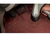 Коврики Husky liners для Mitsubishi Pajero V60 «Classic Style» передние, цвет серый (фото может не соответствовать оригинальной форме конфигурации пола), изображение 4