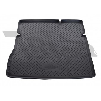 Коврик багажника NORPLAST резиновый (полиуретан) для Nissan Patrol Y62
