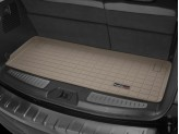 Коврик багажника WEATHERTECH для Nissan Patrol Y62, цвет бежевый