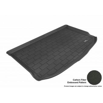 """Коврик багажника """"3D MAXpider"""" для Kia Soul, цвет черный (можно заказать бежевый и серый) 2014-"""