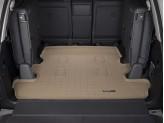 Коврик багажника WEATHERTECH для Lexus LX-570, цвет бежевый