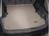 Коврик багажника WEATHERTECH для Audi Q7, цвет бежевый