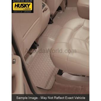 Коврики Husky liners для Chevrolet Blazer «Classic Style» в салон задние, цвет бежевый