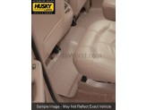 Коврики Husky liners для Volkswagen Touareg «Classic Style» задние, бежевые