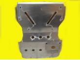 Защита картера алюминиевая 5 мм (900 мм х 650 мм)