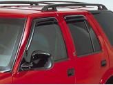 Дефлекторы боковых окон Ventshade для Hummer H2