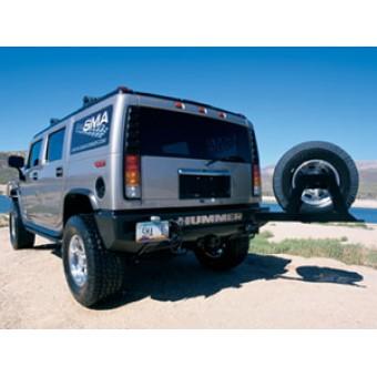 Кронштейн запасного колеса для Hummer H2