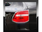 Хромированные накладки на задние фонари Porsche Cayenne