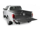 Ковер-вставка с бортом в кузов для а/м с двойной кабины