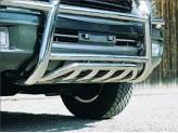 Защита картера для Toyota Landcruiser J100 VX полир. нерж. сталь