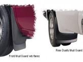 Комплект задних брызговиков Husky liners на Dodge Durango