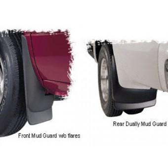 Комплект передних брызговиков Husky liners на Dodge Durango