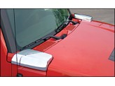 Хромированные накладки для Hummer H3 на воздуховоды