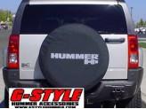 Чехол з/к для Hummer H3 виниловый