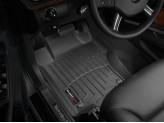 Коврики WEATHERTECH для Mercedes-Benz M-class W164 передние, цвет черный  Small Kick Panel