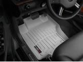 Коврики WEATHERTECH для Mercedes-Benz M-class W164 передние, цвет серый