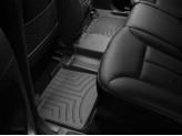 Коврики WEATHERTECH для Mercedes-Benz M-class W164 задние, цвет черный