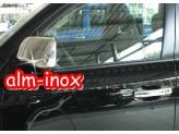Хромированные накладки на зеркала Toyota RAV4