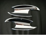 Хромированные накладки под дверные ручки Mercedes-Benz GL