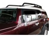 Дефлекторы боковых окон Ventshade для Toyota FJ CRUISER