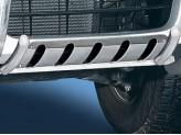 EU-защита днища пластинка с 2 трубами разрешается монтировать только с 11K4013