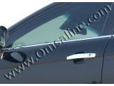 Хромированные накладки на дверные ручки Chevrolet Captiva