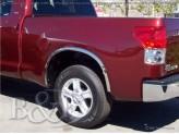 Хромированные накладки для Toyota TUNDRA на колёсные арки из 4 ч.