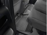 Коврики WEATHERTECH для Toyota TUNDRA задние,цвет черный для Double Cab