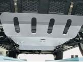 Защита картера для Volkswagen Touareg