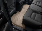 Коврики WEATHERTECH для Toyota Landcruiser 200 задние, цвет бежевый