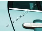 Хромированные молдинги боковых окон Toyota Landcruiser 200