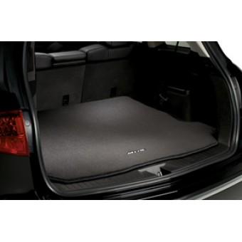 Коврик багажника для Acura MDX ,тканный с логотипом, цвет черный