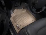 Коврики WEATHERTECH для Lexus LX-570 передние, цвет бежевый